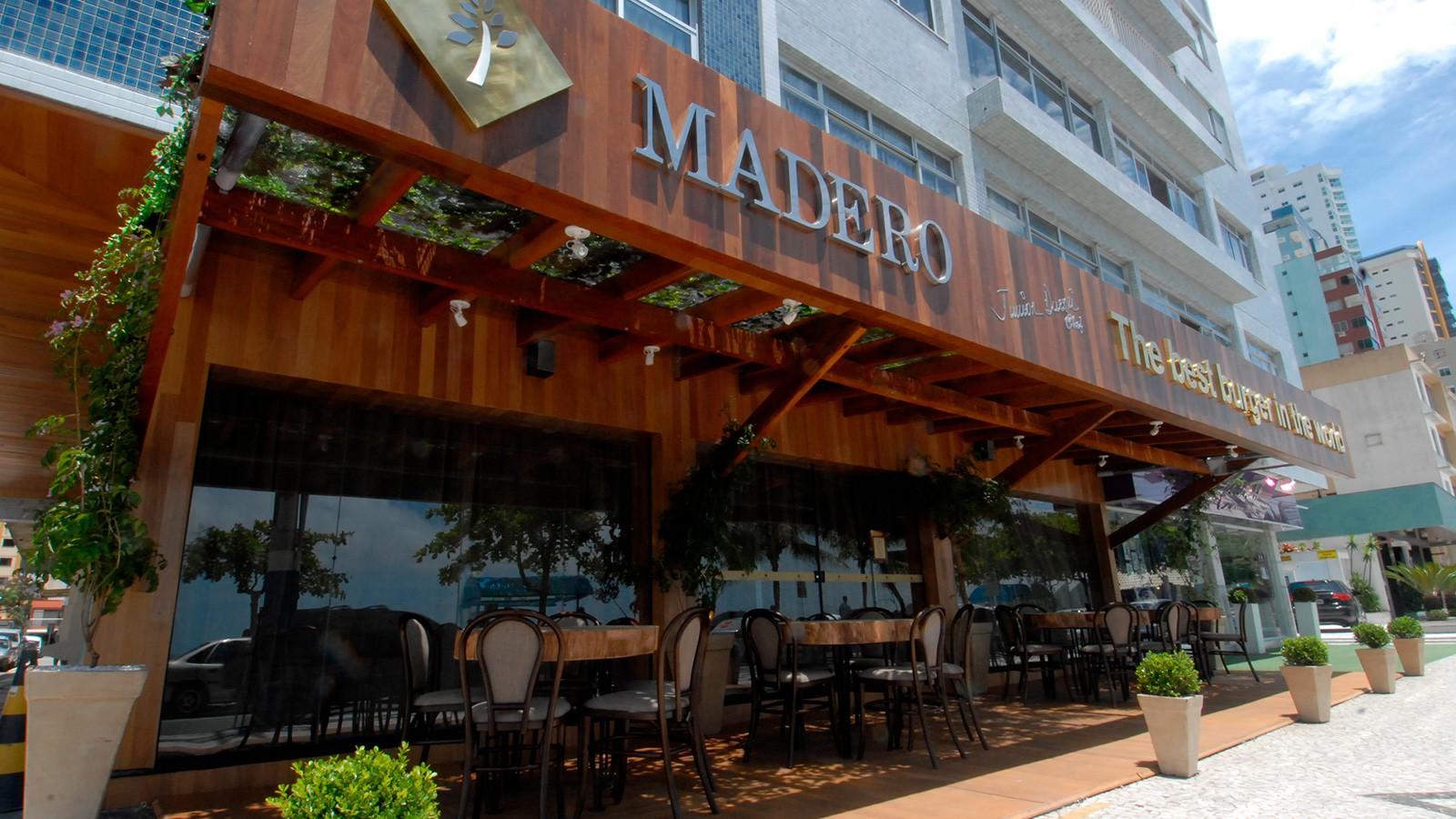 Madero: O hambúrguer do Madero faz o mundo melhor