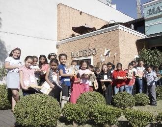 660 crianças participam de almoço solidário